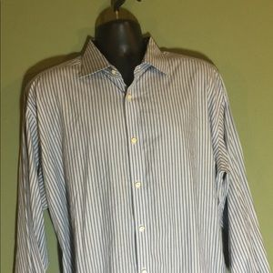 TailorByrd XXL All-cotton shirt